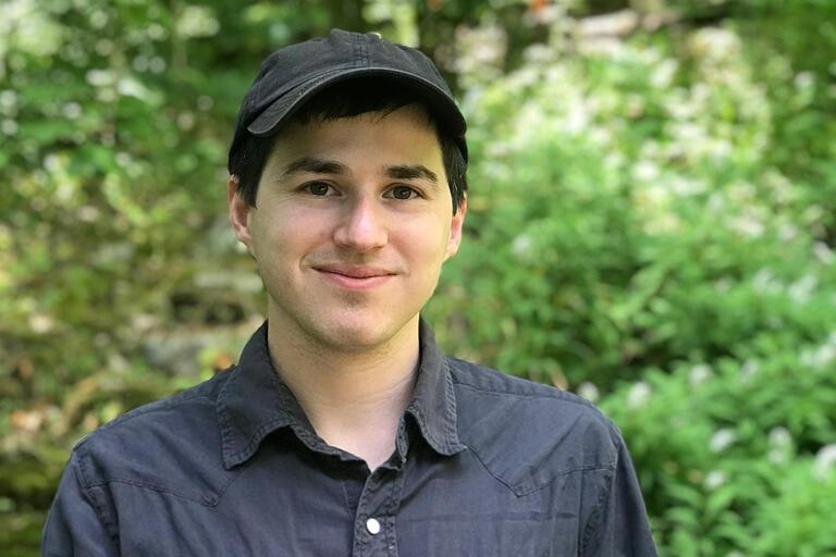 Max Abner, Graduate Student