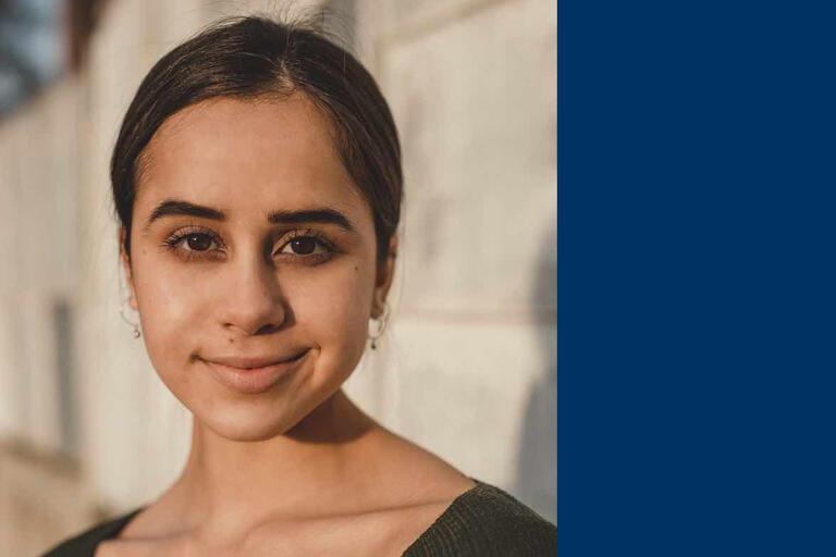 Talia Dixon, Graduate Student