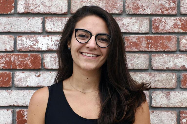 Rebecca Struch, Graduate Student