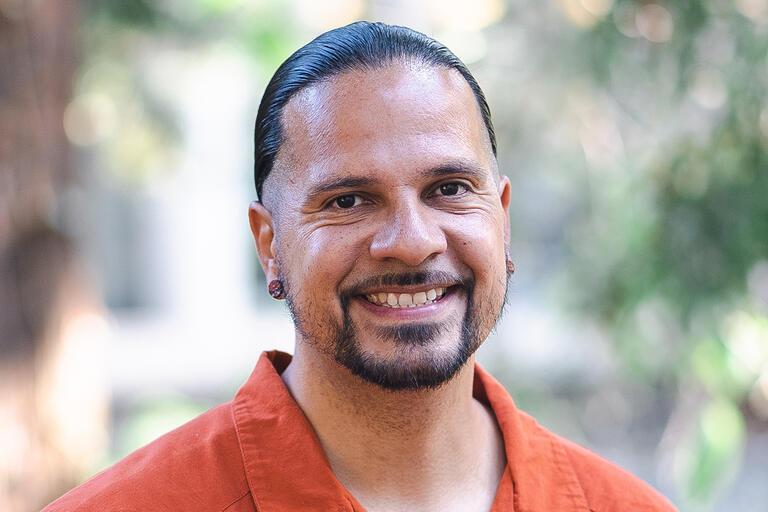 Pablo Paredes, Graduate Student