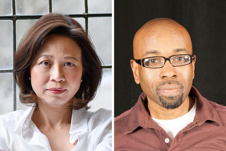 Anne Anlin Cheng and Kevin Quashie