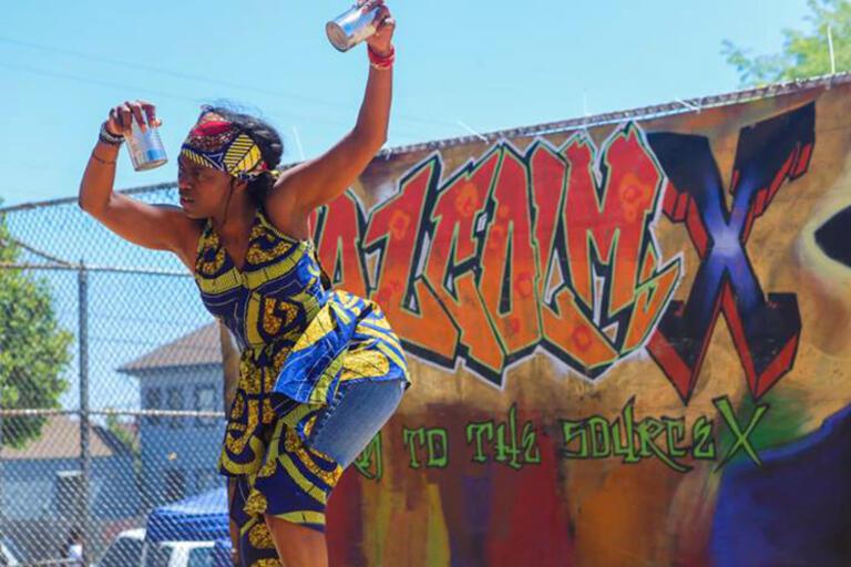 Latanya Tigner, TDPS Dance Lecturer