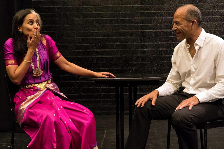 Shanti Pillai and Marc Gomes, 2018–2019 Visiting Artists