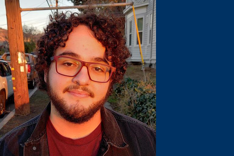 Arthur Weiss, Undergraduate Peer Advisor