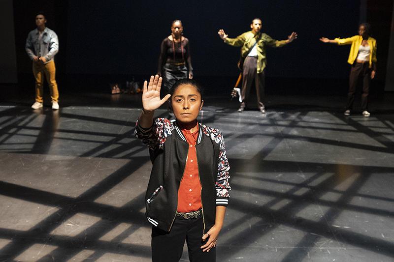 "Daniela Cervantes in ""Who Shot La Miguelito?""   October 2019"
