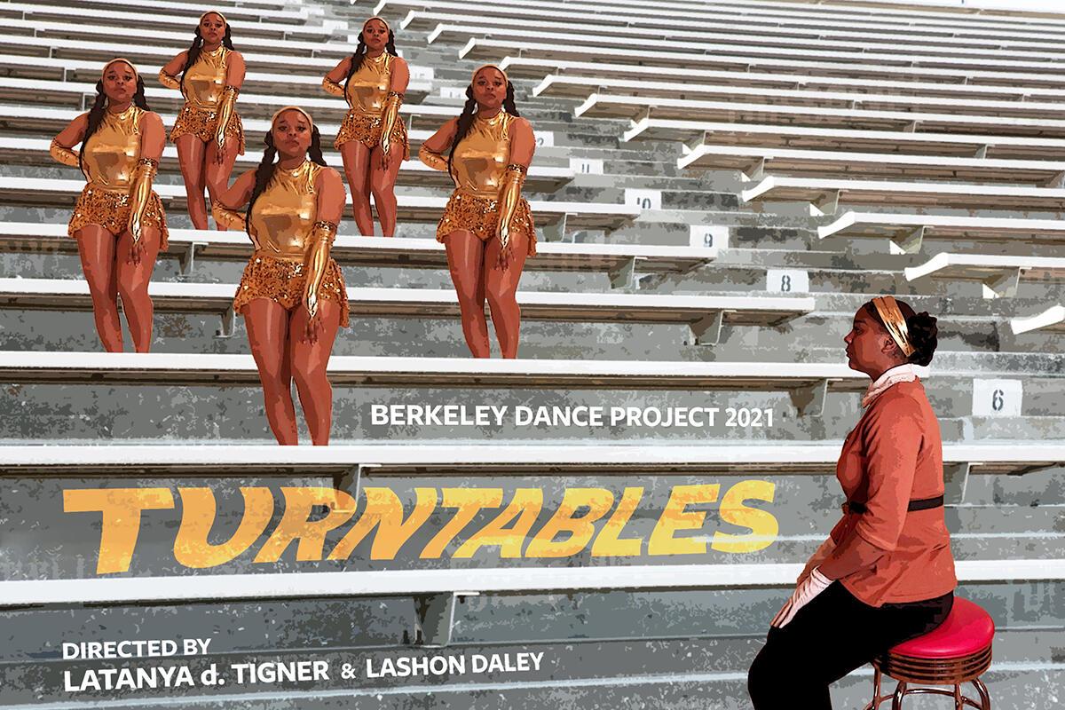 Berkeley Dance Project 2021: Turntables