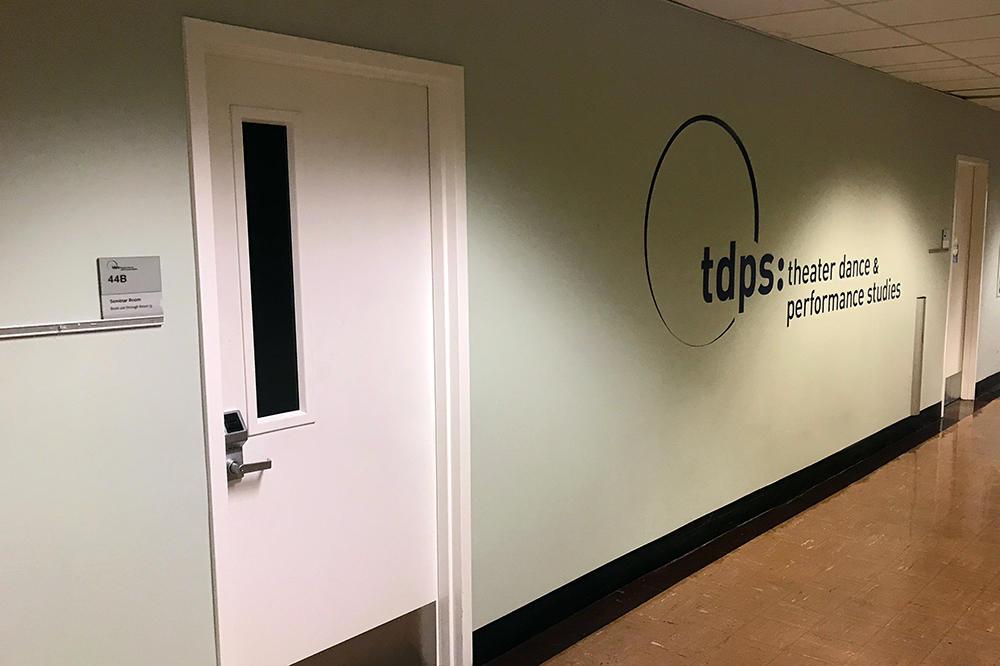 44B Dwinelle Hall, TDPS Seminar Room