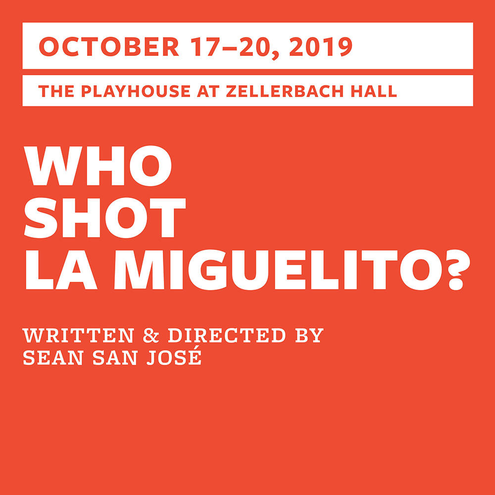 "2019–2020 TDPS Studio Production: ""Who Shot Miguelito?"""