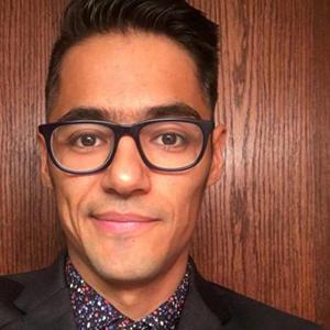 Juan Manuel Aldape, Performance Studies Graduate Student