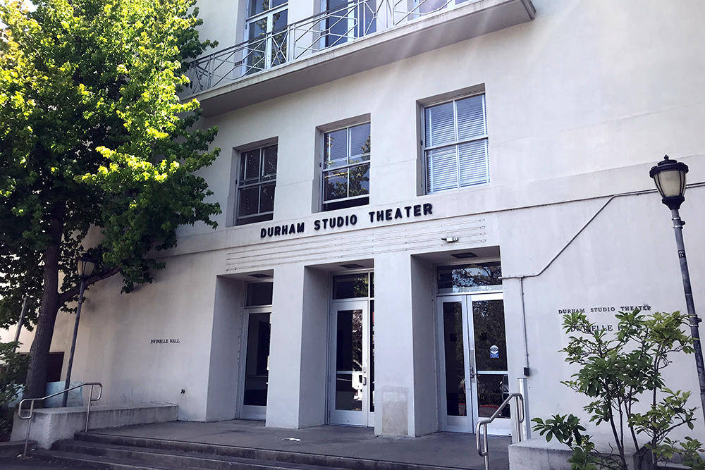 Durham Studio Theater, Dwinelle Hall