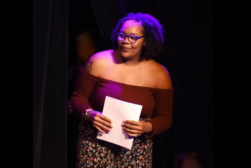 """Jalisa """"Leelee"""" Jackson, Playwright"""