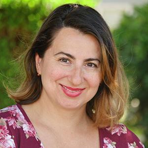 Ana Talos, Peer Advisor