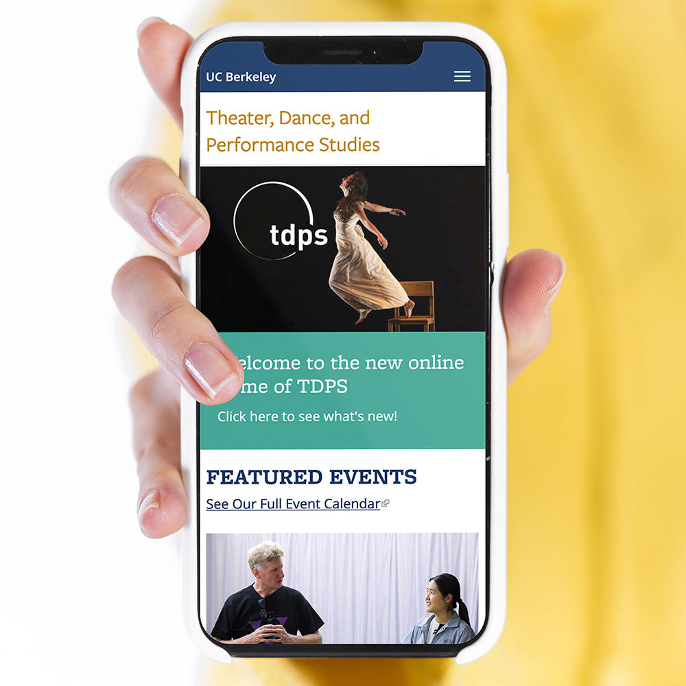 The new TDPS website features a responsive, mobile-friendly design