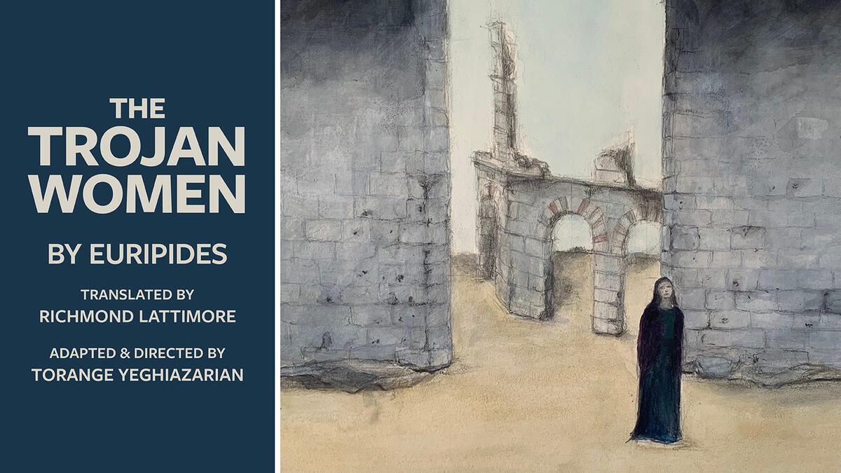 """""""The Trojan Women"""" by Euripides"""