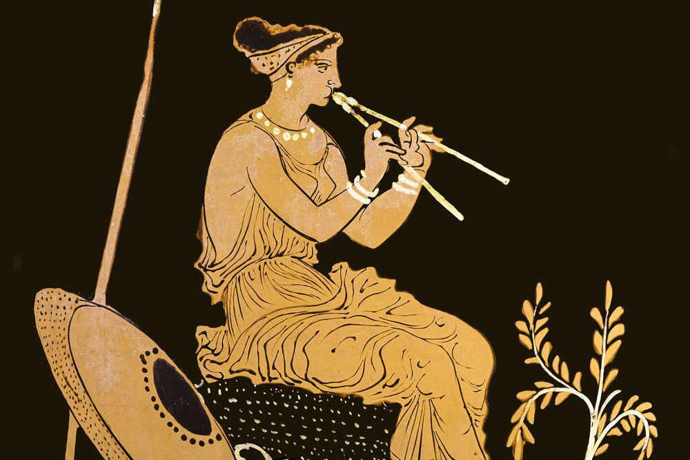 Music in The Trojan Women