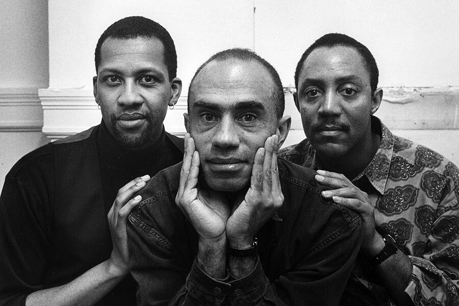 Pomo Afro Homos, Playwrights